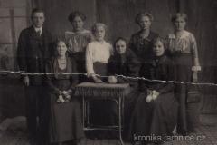 rodina Krusberská č.p. 11 z Jamnice